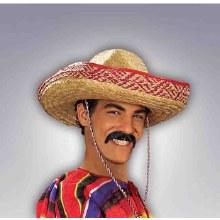 Moustache Pancho Blk