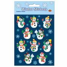 Stickers Snowman