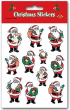 Stickers Santa