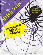 Spider Web 200sqft