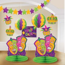Decor Kit Mardi Gras