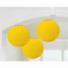 Lantern Yellow 3pk