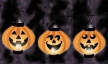 Lanterns Halloween Battery