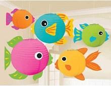 Fish Lanterns Paper