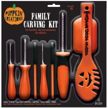 Pumpkin Carving Kit Family