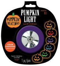 Pumpkin Light Color Changing