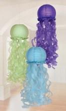 Mermaid Wishes Jellyfish Decor