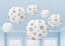 Lantern Winter Icons