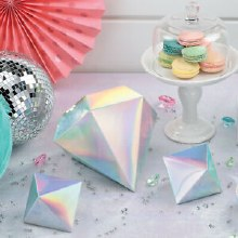 Shimmering Party 3-D Table Dec