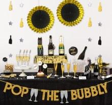 Bubbly Bar DLX Decor Kit