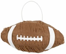 Football Mini Pinata Decor