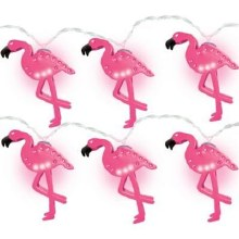 Lights Flamingo String