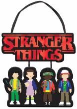Stranger Things Mini Sign