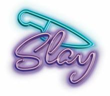 Slay LED Sign