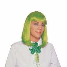 Wig Peggy Sue II Neon Grn DLX