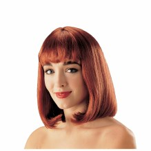 Wig Peggy Sue II Nat Red DLX