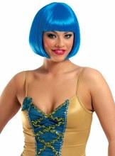 Wig Sassy Blue DLX