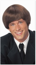 Wig 60's Mod Brown