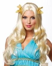 Wig Goddess Blonde