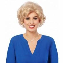 Wig Silly Senior Blonde