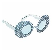 Glasses High Maintenance Silver