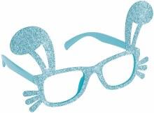 Glasses Easter Shaped Blue