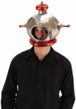 Hat Space Man