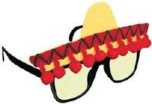 Fiesta Fun Glasses