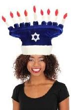 Menorrah Hat