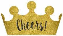 Crown Cheers Paper