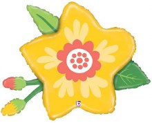 MYLR OS Flower Yellow 26in