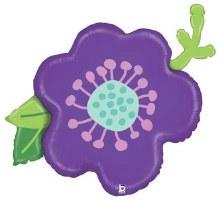 MYLR OS Flower Purple 30in