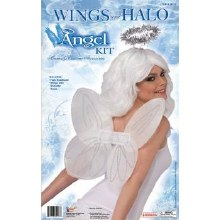 Angel Wings w/ Halo Set