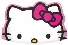 Hello Kitty Rainbow Tiaras 8pk