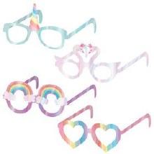 Magical Rainbow Glasses 8pk