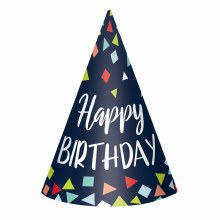 Cone Hats Reason To Celebrate