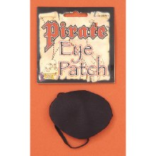 Eyepatch Pirate Satin