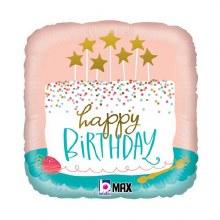 MYLR HB Confetti Cake 18in