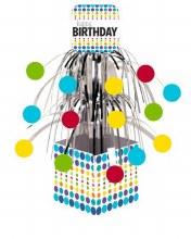 Birthday Pop Centerpiece