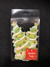 Gift Tag Jumbo Holiday Whimsy