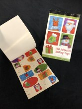 Gift Tags Adhesive Whimsical