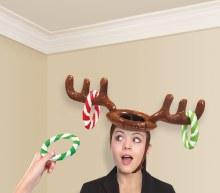 Game Reindeer Toss