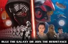 Star Wars Awakens Party Game