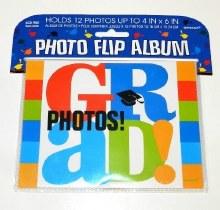 Photo Flip Album Grad