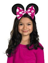 Minnie Mouse Ears Reversible