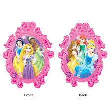 """Disney Princess Frame Balloon ~ 31"""""""