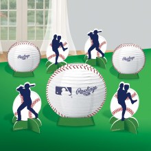 Baseball Centerpiece Kit