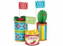 Fiesta Centerpiece Decor Kit