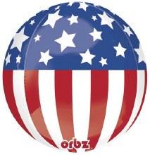 """ORBZ 16"""" Patriotic"""