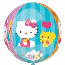 """Hello Kitty Orbz ~ 16"""""""